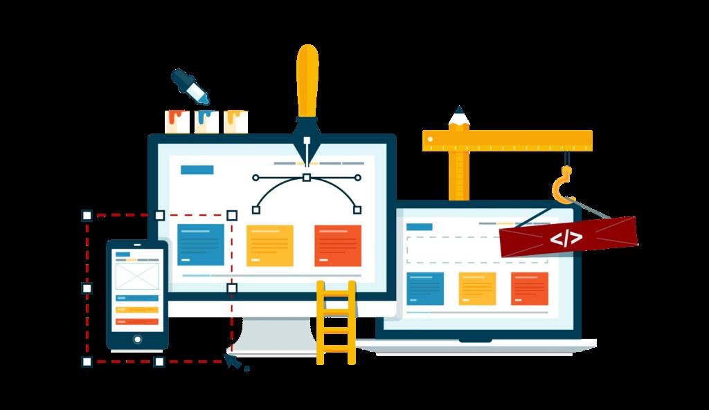 Webstite bouwen